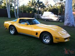 what is a 1981 corvette worth chevrolet corvette c3 stingray in regents park qld