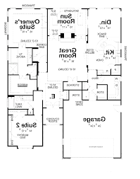 house plan with two master suites scintillating one house plans with two master suites photos