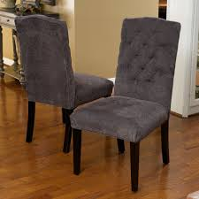 Grey Fabric Dining Room Chairs Brilliant Dining Room Chairs Canada Noble House Ca