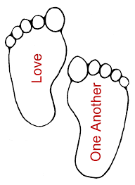 foot coloring page free download clip art free clip art on