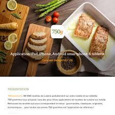 cuisine de reference gratuit 750g blavette director book design