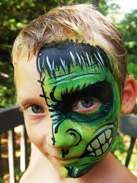 face paint hulk u2013 facepaint