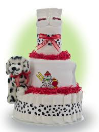 lil baby shower lil firefighter 3 tier cake lil baby firefighter and diapers
