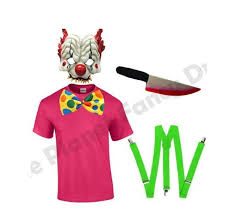 Killer Clown Costume Amazon Are Selling Killer Clown Costumes For Kids As Young As