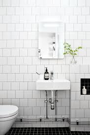 white bathroom tiles at home interior designing
