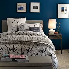 Best Blue Walls Images On Pinterest Blue Walls Wall Colors - Blue wall bedroom ideas