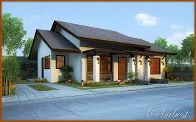 Semi Bungalow House Design Philippines Homes Zone