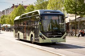 volvo group canada volvo sells electric bus system to luxembourg volvo buses