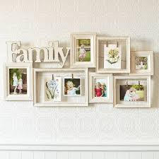 Picture Wall Collage by Family Ivory Collage Wall Photo Frame Pier 1 Imports
