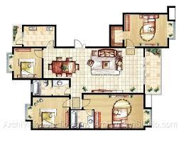 cabin blueprints home floor plan designs novic me