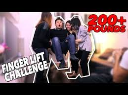 Challenge Explained Finger Lift Challenge Impossible Also Explained
