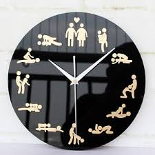 home decor wall clocks wall clock fun boudoir home decor creative modern design art watch