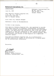 10 generic letter of recommendation academic resume template