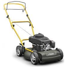 stiga lawnmowers buy stiga self propelled rotary mowers here