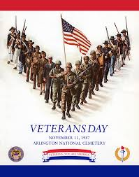 Blind Veterans Of America Veterans Day Posters 1980 1989 Military Benefits