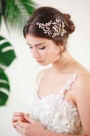 bridal headpieces uk gypsophila ii statement pearl wedding headpiece millesime