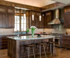 rustic kitchen furniture 15 rustic kitchen islands for any kitchen