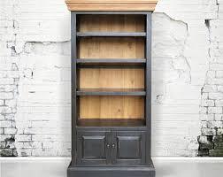 Oak Bookshelves For Sale by Bookshelves Etsy