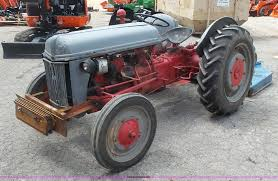 1952 ford 8n tractor item l4778 sold september 28 ag eq