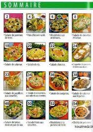 cuisine de samira la cuisine algérienne samira special salades