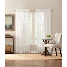 home decorators collection com home decorators collection sheer cream sheer voile rod pocket