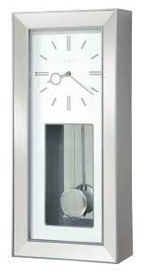 Contemporary Grandfather Clock Howard Miller Chaz 625 614 Contemporary Wall Clock The Clock Depot