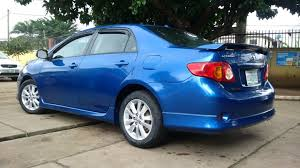 toyota corolla s 2009 for sale and sound reg 2009 toyota corolla sport edition for sale