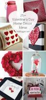 Heart Home Decor 25 Valentine U0027s Day Home Decor Ideas