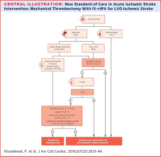 acute ischemic stroke intervention jacc journal of the american