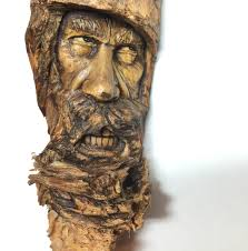 wood carving wall for sale sale wood carving wood spirit beard wood gift