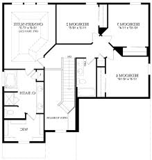 One Story 4 Bedroom House Plans by Home Design Amazing Condo House Plans 2 4 Bedroom Floor Within