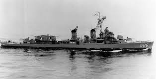 life on a fletcher class destroyer in the 1950 u0027s naval
