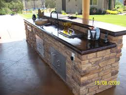 outdoor kitchen countertops ideas outdoor kitchen countertops outdoor kitchen countertops with