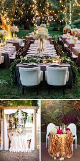 5 head table wedding decoration ideas
