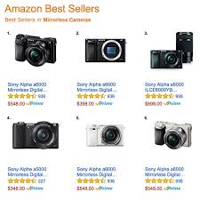 amazon best black friday deals sony alpha mirrorless camera deals top amazon best sellers