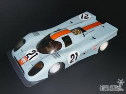 gulf porsche 917 99999 misc from outta control showroom record racing gulf