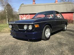 bmw 2800cs for sale for sale 1971 bmw 2800 cs with a m90 inline six engine depot