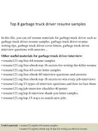 truck driver cover letter sample 18 excellent truck driver resume