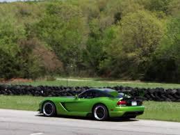 Dodge Viper Green - acura nsx vs dodge viper acr zero to 60 times