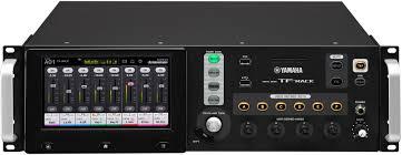 19 Inch Audio Rack Yamaha Tf Rack Digital Rackmount Mixer Sweetwater