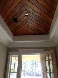 bathroom wood ceiling ideas rustic island light fixtures fixture ideas basement ceiling panels