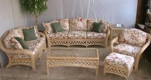 Wicker Loveseat Replacement Cushions Grand Cayman Wicker Rattan Seating Set Grandc6pc Jaetees