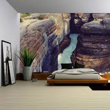 wall26 com art prints framed art canvas prints greeting wall26 scenic views of the athabasca river jasper national park alberta canada removable wall mural self adhesive large wallpaper 66x96 inches