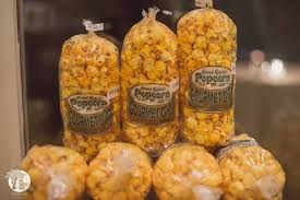 popcorn favor bags popcorn bar inspiration grand rapids popcorn