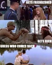 Forrest Gump Memes - forrest gump and jenny the truth meme guy