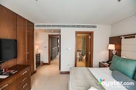 the two bedroom duplex apartment at the millennium resort mussanah