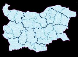 Map Of Bulgaria Maps Of Balkan Ethnographic Regions In Bulgaria