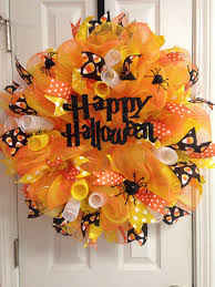 fall wreath thanksgiving autumn turkey deco mesh wreaths