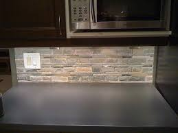 Kitchen Stone Backsplash Natural Stone Backsplash Surprising Custom Kitchen Backsplash