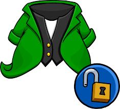 image leprechaun tuxedo unlockable icon png club penguin wiki